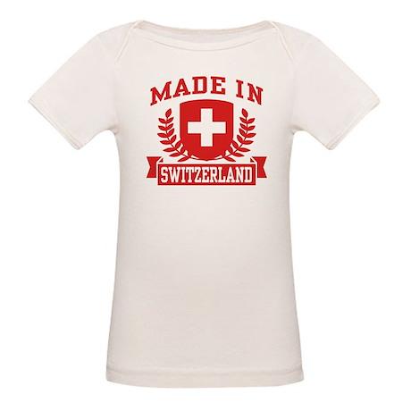 Made In Switzerland Organic Baby T-Shirt