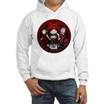 Clan of the Waist Down Fist Hooded Sweatshirt