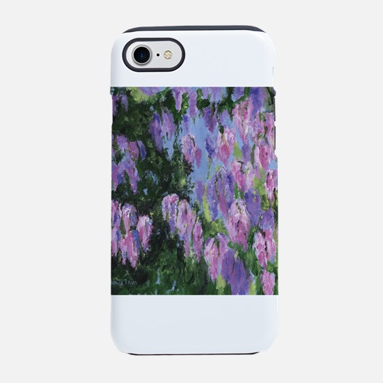 Wisteria iPhone 7 Tough Case
