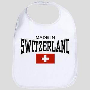 Made In Switzerland Bib