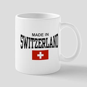 Made In Switzerland Mug