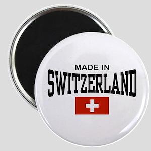 Made In Switzerland Magnet