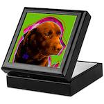 Labrador Retriever Keepsake Box