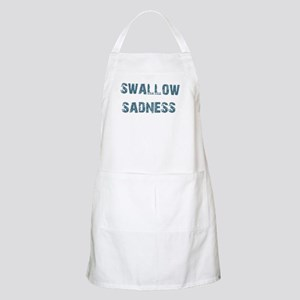 swallow sadness Apron