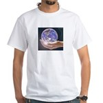 Chrisfabbri Digital Earth T-Shirt