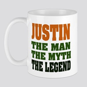 JUSTIN - The Legend Mug
