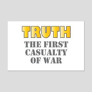 Truth Mini Poster Print