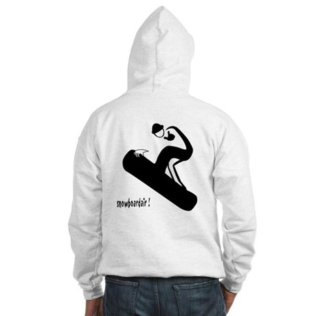 snowboardair Hooded Sweatshirt
