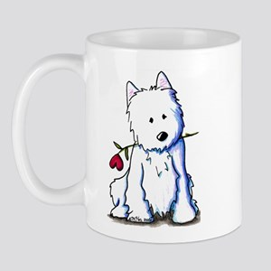 Westie Love Bucket Mug