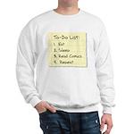 To-Do List Sweatshirt