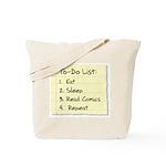 To-Do List Tote Bag