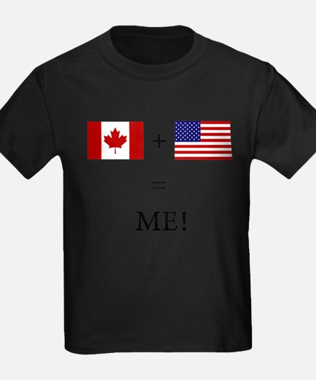 Cute Canadian usa T