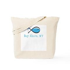 Bay Shore, NY Tote Bag