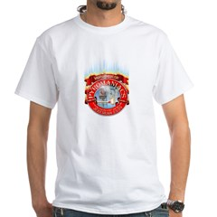 TeamPyro! White T-Shirt