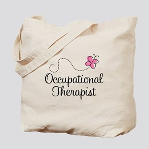 Cute Occupational Therapist Tote Bag