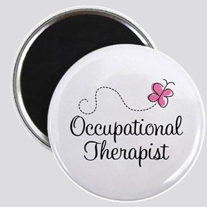 Cute Occupational Therapist Magnet