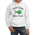 Fish Seaview Hooded Sweatshirt
