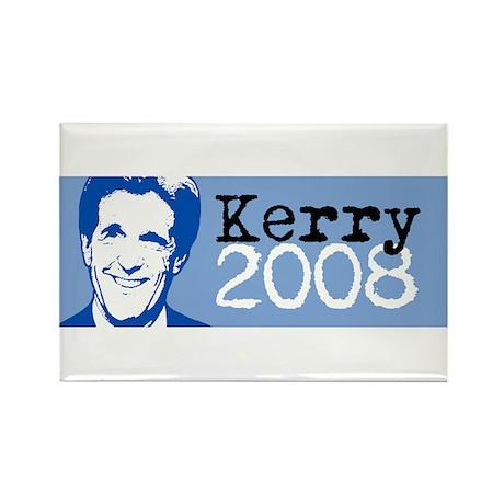 John Kerry 2008 Rectangle Magnet (100 pack)
