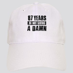 87 years of not giving a damn Cap