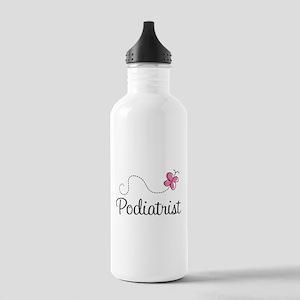 Cute Podiatrist Stainless Water Bottle 1.0L