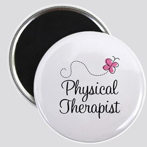 Cute Physical Therapist Magnet