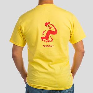 redsk8air Yellow T-Shirt