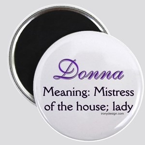 Personalized Name Meanings Magnet