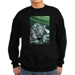 Snow Leopard Sweatshirt (dark)