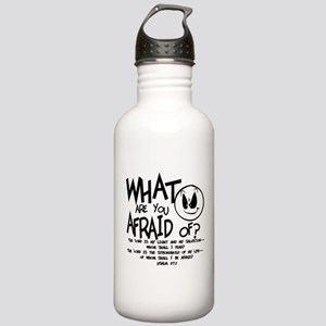 Afraid? Stainless Water Bottle 1.0L