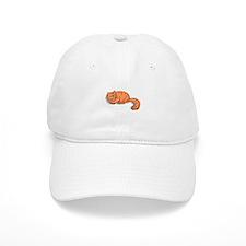 Ginger Cat Cap
