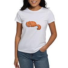 Ginger Cat Women's T-Shirt