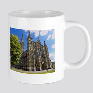 Salisbury Cathedral 20 Oz Ceramic Mega Mug