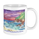 John Muir Beach, CA Monterey Mug