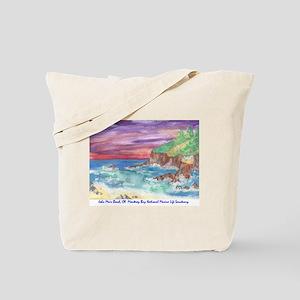 John Muir Beach, CA Monterey Tote Bag