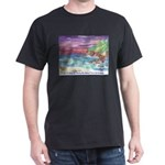 John Muir Beach, CA Monterey Dark T-Shirt
