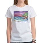 John Muir Beach, CA Monterey Women's T-Shirt