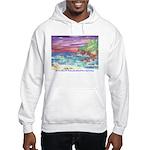 John Muir Beach, CA Monterey Hooded Sweatshirt