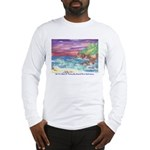 John Muir Beach, CA Monterey Long Sleeve T-Shirt