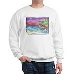 John Muir Beach, CA Monterey Sweatshirt