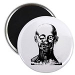 Bougery Face Sketch Magnet