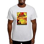 Dude Madness Ash Grey T-Shirt