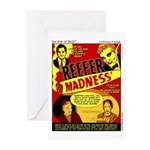 Dude Madness Greeting Cards (6 cards)
