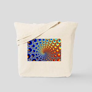 Hypnotic Portal Tote Bag