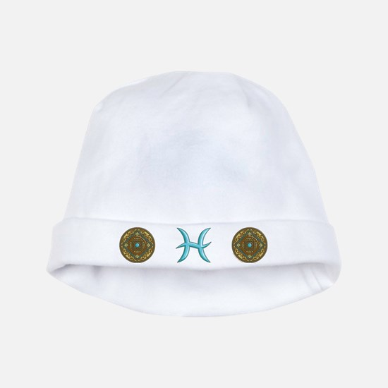 Pisces Infant Cap