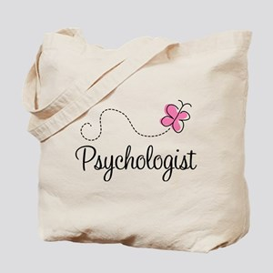 Cute Psychologist Tote Bag