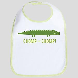 Chomp-Chomp Gator Bib
