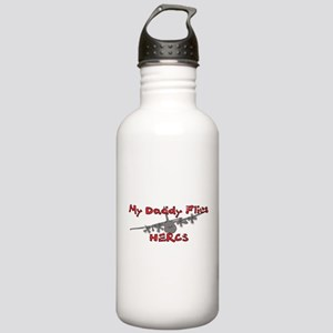 Daddy Flies Hercs Stainless Water Bottle 1.0L