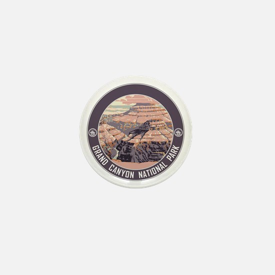 Grand Canyon NP Mini Button