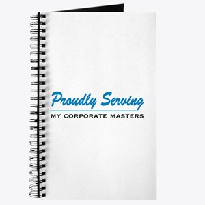 Proudly Serving Journal