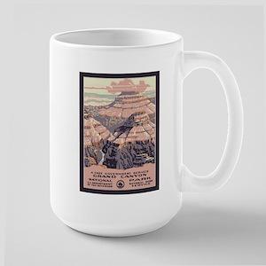 Grand Canyon NP Large Mug